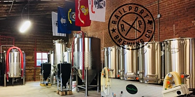 Saturday Brewery Tour Special