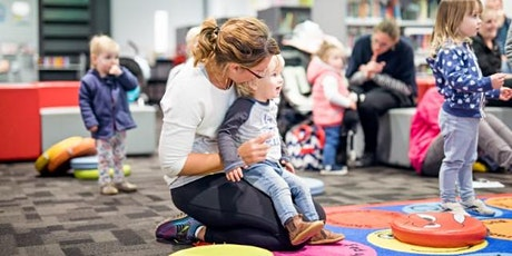 Rock & Rhyme It's Story time Bookings REQUIRED @ Wynyard Library tickets