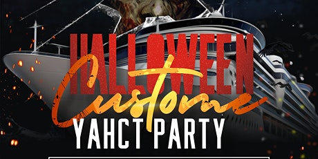 HALLOWEEN NIGHT  COSTUME  YACHT Event Dockside   N tickets
