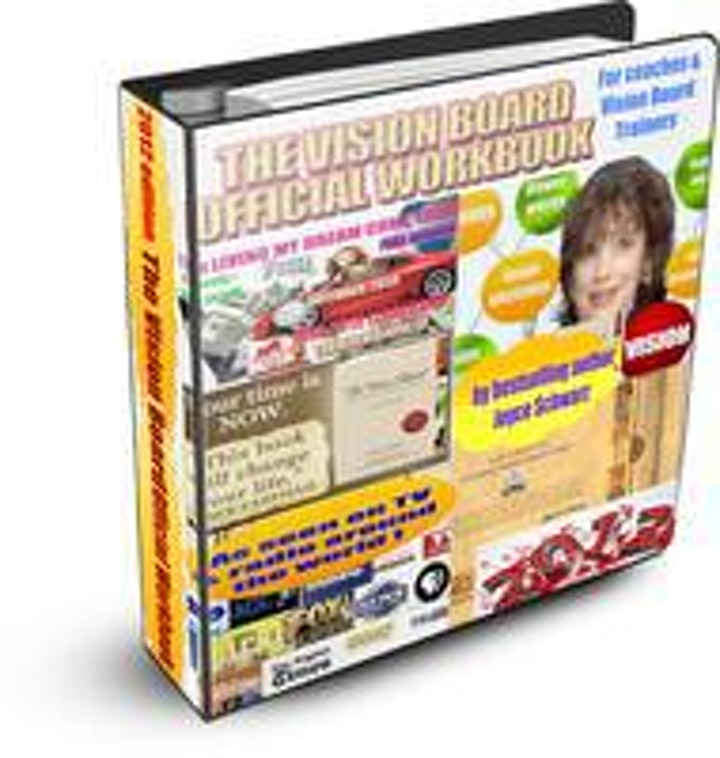 Work from Home Be A Certified Vision Board Coach in 4 weeks image