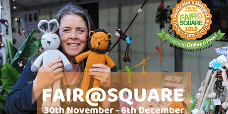 Application Open Fair@Square Ethical Lifestyle Festival 2020 tickets