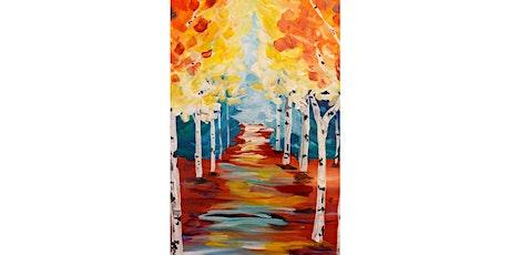 """Vibrant Trail"" - Saturday October 10th, 7:00PM, $30 tickets"