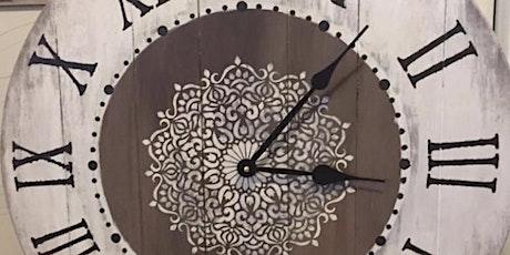 Rustic Barn Clocks tickets