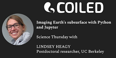 Imaging Earth's subsurface with Python and Jupyter tickets