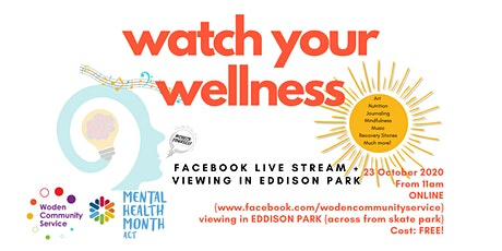 Watch Your Wellness tickets