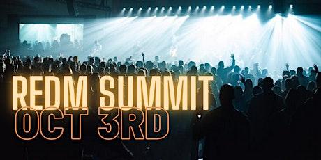 RedM Summit tickets