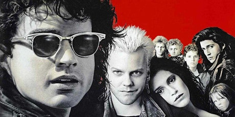 The Lost Boys 1987 (Upland Champagne Velvet Movie Series) tickets