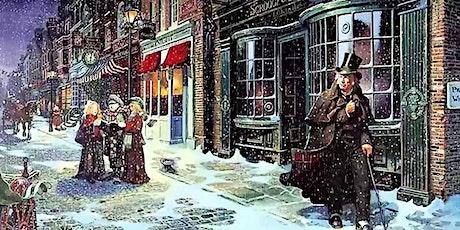 A Christmas Carol Literary Tea tickets