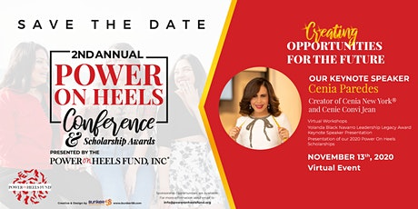 Power On Heels Fund, Inc - 2nd Annual Conference and Scholarship Awards tickets