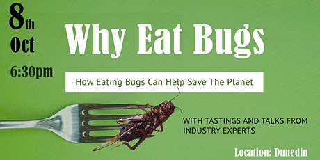 Why Eat Bugs? tickets
