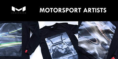 Motorsport Artists Collection Launch tickets