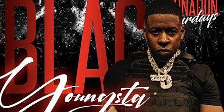 Blac Youngsta LIVE  @ LYFE ATL  | Free RSVP + VIP Tables (ChiLanta Weekend) tickets