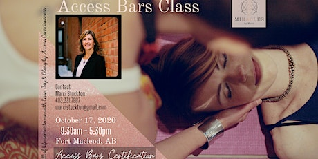 Access Bars Class tickets