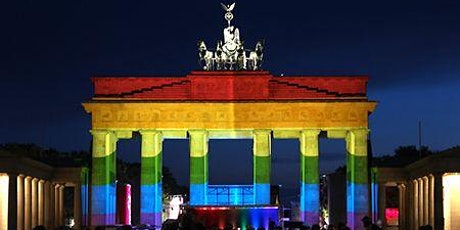 Conversations:  LQGBTQI+ in Germany - a short historical  overview . . . tickets