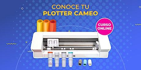 Curso Online - Conoce tu Plotter CAMEO  - USA tickets