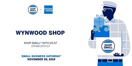 Wynwood Shop - Small Business Saturday 2020 tickets