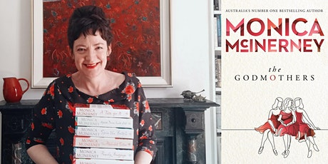 Monica McInerney on 'The Godmothers' tickets