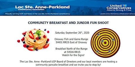 Community Pancake Breakfast (LSAP UCP) tickets
