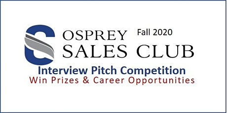 The 2nd Annual Interview Pitch Competition: Open to all UNF Students tickets
