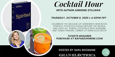 Virtual Happy Hour with Adrienne Stillman + GRAN ELECTRICA tickets