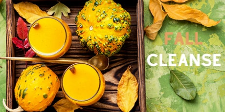 Virtual Fall Cleanse, Weight Management, and Detoxification Workshop tickets