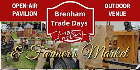 Brenham Trade Days & Farmer's Market | Christmas Market tickets