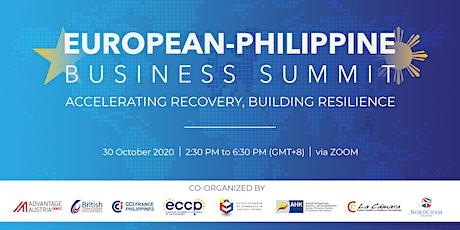 2020 European-Philippine Business Summit tickets