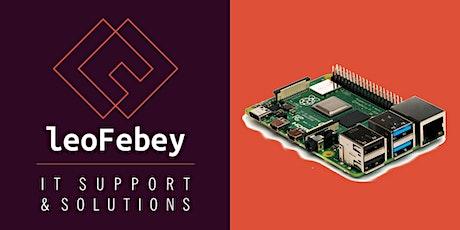 Leo's Workshops - Raspberry Pi Sensor Box tickets