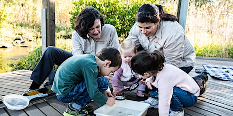 Mini Park Rangers Term 4 - Sydney Olympic Park tickets