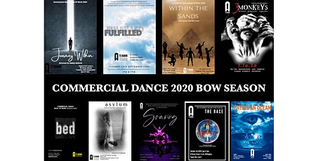 Commercial Dance Bodies of Work Season 2020 tickets