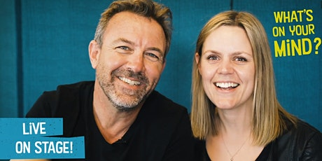 Exclusive Evening with WOYM co-hosts Alicia McKay & Digby Scott - SOLD OUT! tickets