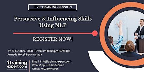 Persuasive & Influencing Skills Using NLP