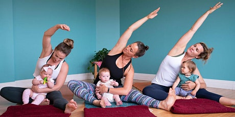 Baby & Me Yoga Class Online tickets