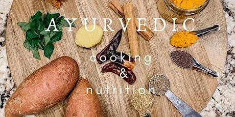 CuralSol Presents: Ayurveda Kitchen for Self Healing w/ Navi Gill tickets