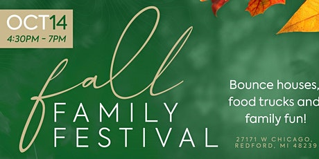 Fall Family Festival tickets
