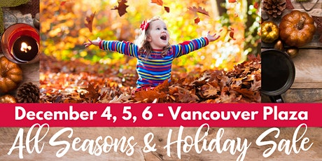 Just Between Friends-Vancouver ALL SEASONS & HOLIDAY SALE tickets