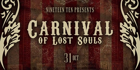 Carnival of Lost Souls tickets