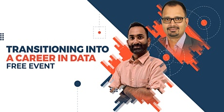 Transitioning into a Career in Data Analytics tickets