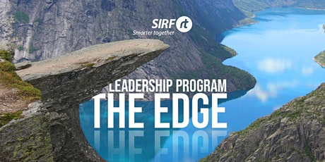 WA - The Edge Leadership Program | FIRST TIME IN WA | Sessions 6 tickets