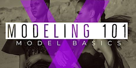 Online Modeling 101: Model Basics tickets