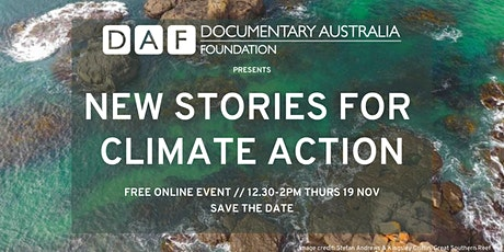 New Stories for Climate Action tickets