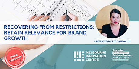 BRP: Recovering from Restrictions: Retaining Relevance for Brand Growth tickets