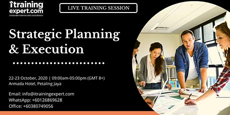 Strategic Planning and Execution; Turning Your Vision to Reality