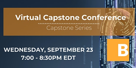 Cohort 1 : Virtual Capstone Presentations tickets