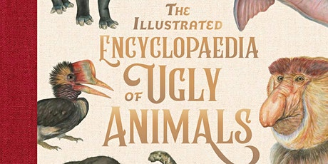 Illustrating Ugly Animals with Sami Bayly tickets