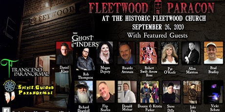 Fleetwood ParaCon 2020 tickets