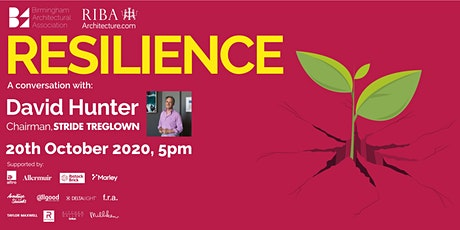 Resilience with Stride Treglown tickets