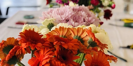Fresh Flower Bouquet Class tickets