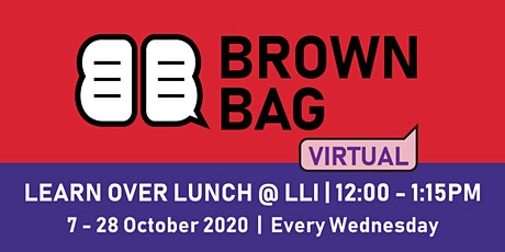 Brown Bag: Explainable AI: The Next Wave - SMU SIS tickets