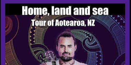 Matiu Te Huki concert Barrytown Hall tickets
